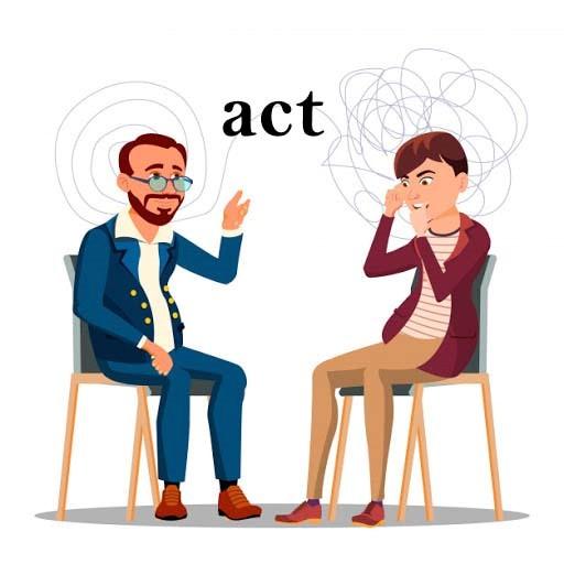 درمان مبتنی بر پدیرش و تعهد act