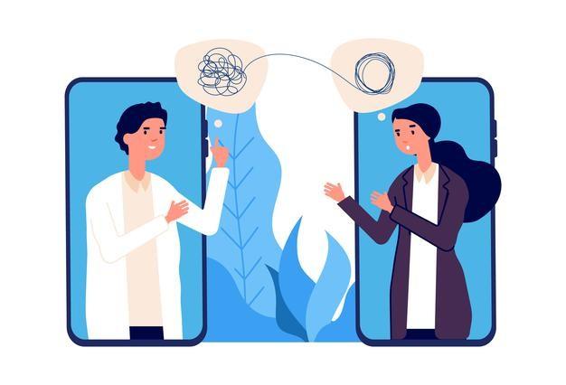 درمانگر رویکرد شناختیرفتاری CBT